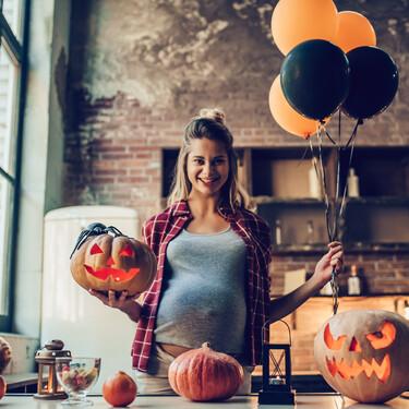 17 disfraces de Halloween para embarazadas divertidos y originales