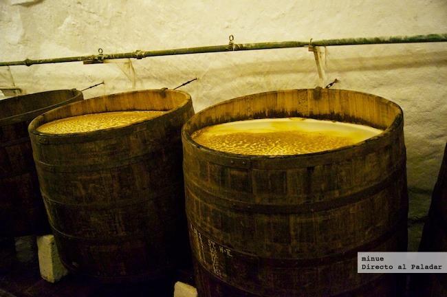 Historia de la cerveza pilsner urquell - fermentación