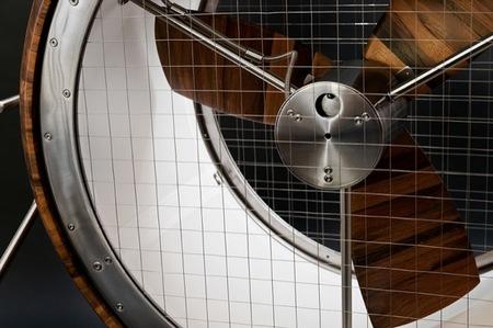 Detalle del ventilador Big Fan