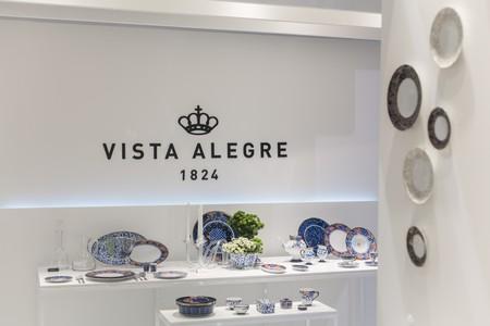 Distinción y elegancia en Maison & Objet de París: se presentan las nuevas colecciones de Vista Alegre 2018