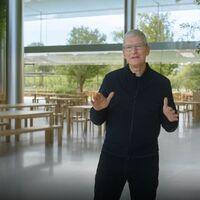 El home office en Apple va para largo: Tim Cook dice que el equipo volverá hasta junio de 2021