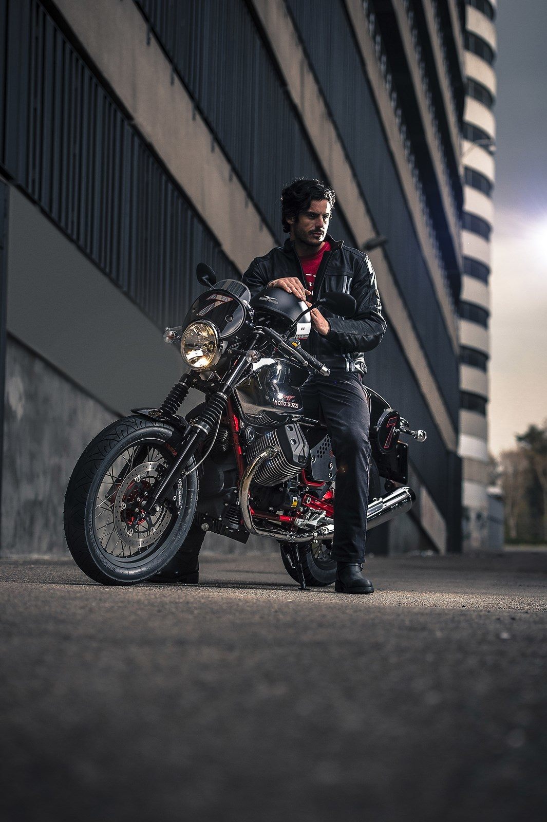 Foto de Moto Guzzi V7 Racer (28/49)