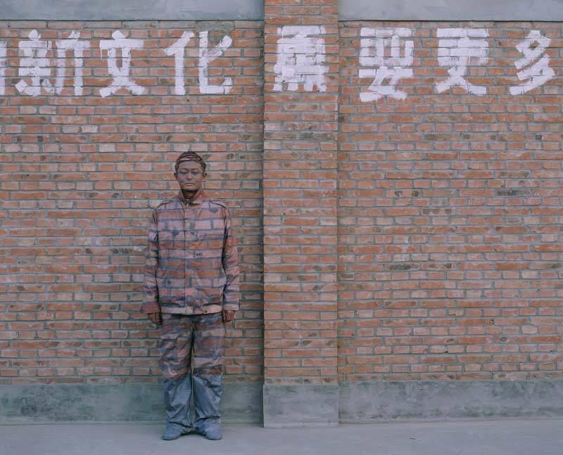 Foto de Hiding in the City: el hombre invisible. Liu Bolin (9/50)