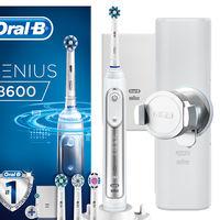 Días sin IVA en El Corte Inglés: cepillo eléctrico Oral-B Genius por 81,81 euros