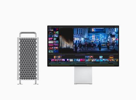 Nuevo Mac Pro 2019: una bestia que derrocha potencia, vuelve a ser modular y le acompaña un nuevo monitor externo