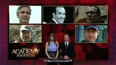 Mi quiniela para los Oscar 2012