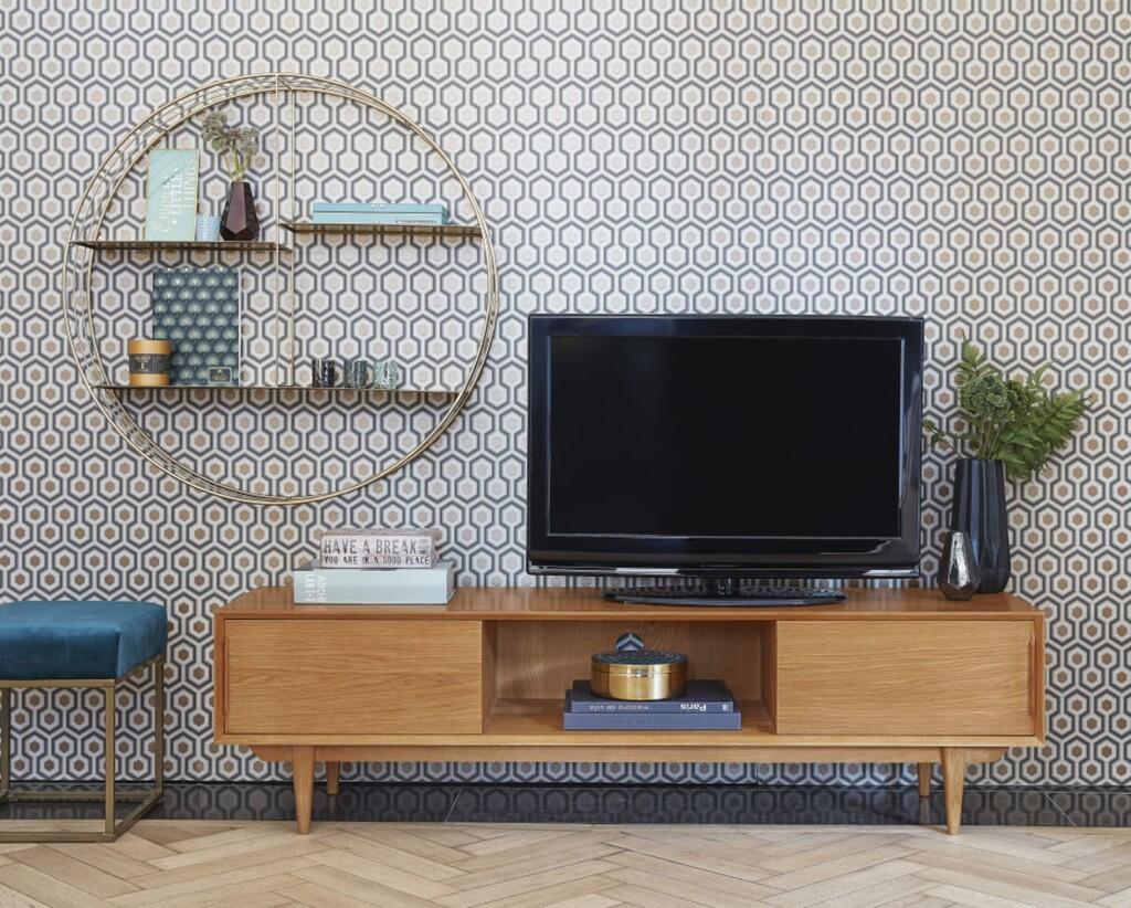 19 muebles de almacenaje de Maisons du Monde, por menos de 100 euros, para una casa bien ordenada en 2021