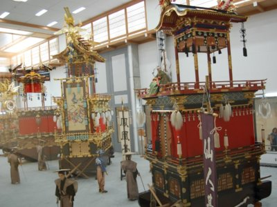 El Museo del Festival de Takayama