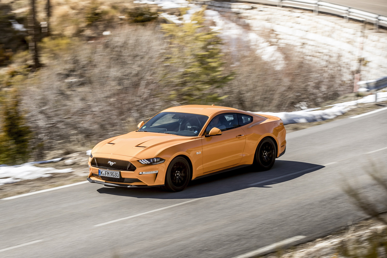 Foto de Ford Mustang 2018, toma de contacto (105/159)