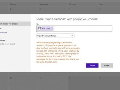 El nuevo Outlook no llegará a los usuarios hasta la primera mitad de 2017