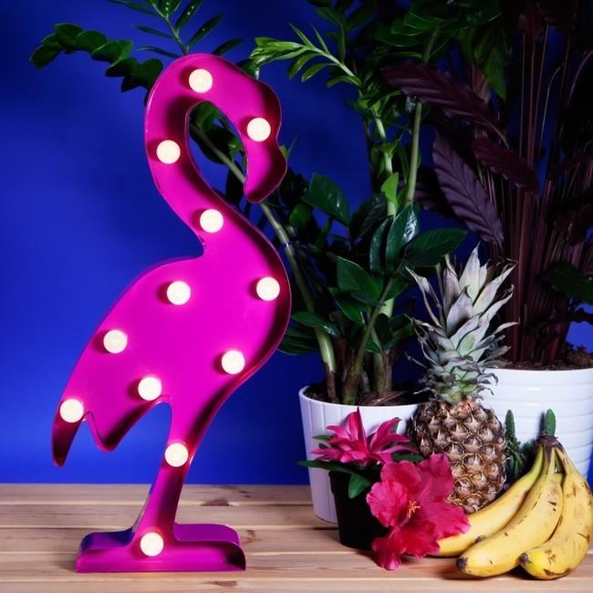 Fiesta Flamingo Light
