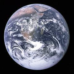 ¿Encoge la Tierra?