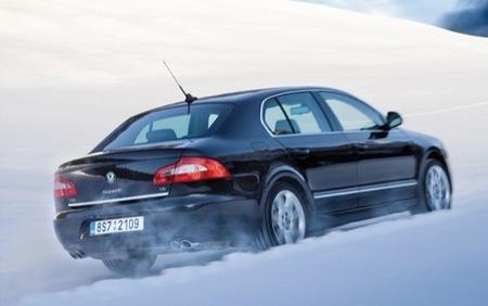 Skoda Superb 3.6 V6 FSI, a la venta en España por 36.890 euros