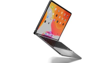 Un iPad Pro disfrazado de MacBook es la prueba de que el soporte de ratón puede ir a más en iPadOS