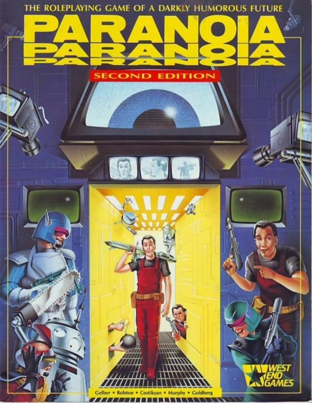 Paranoia Rol