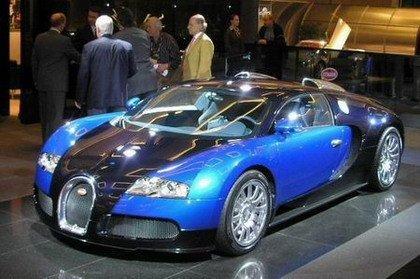 El Bugatti Veyron intentará batir el récord Guinness de velocidad el 28 de octubre