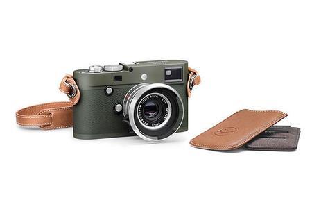 Cámara Leica M-P Type Safari edición limitada Safari