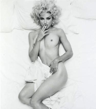 Un pastizal por verle a Madonna las lolas, como si no se las hubiéramos visto nunca