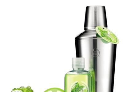 ¿Quieres refrescarte un poco?: prueba el 'Virgin Mojito' de The Body Shop
