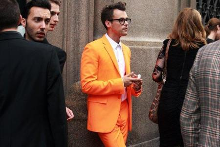 En clave de color: ¿te atreves con los trajes de chaqueta de colores llamativos?