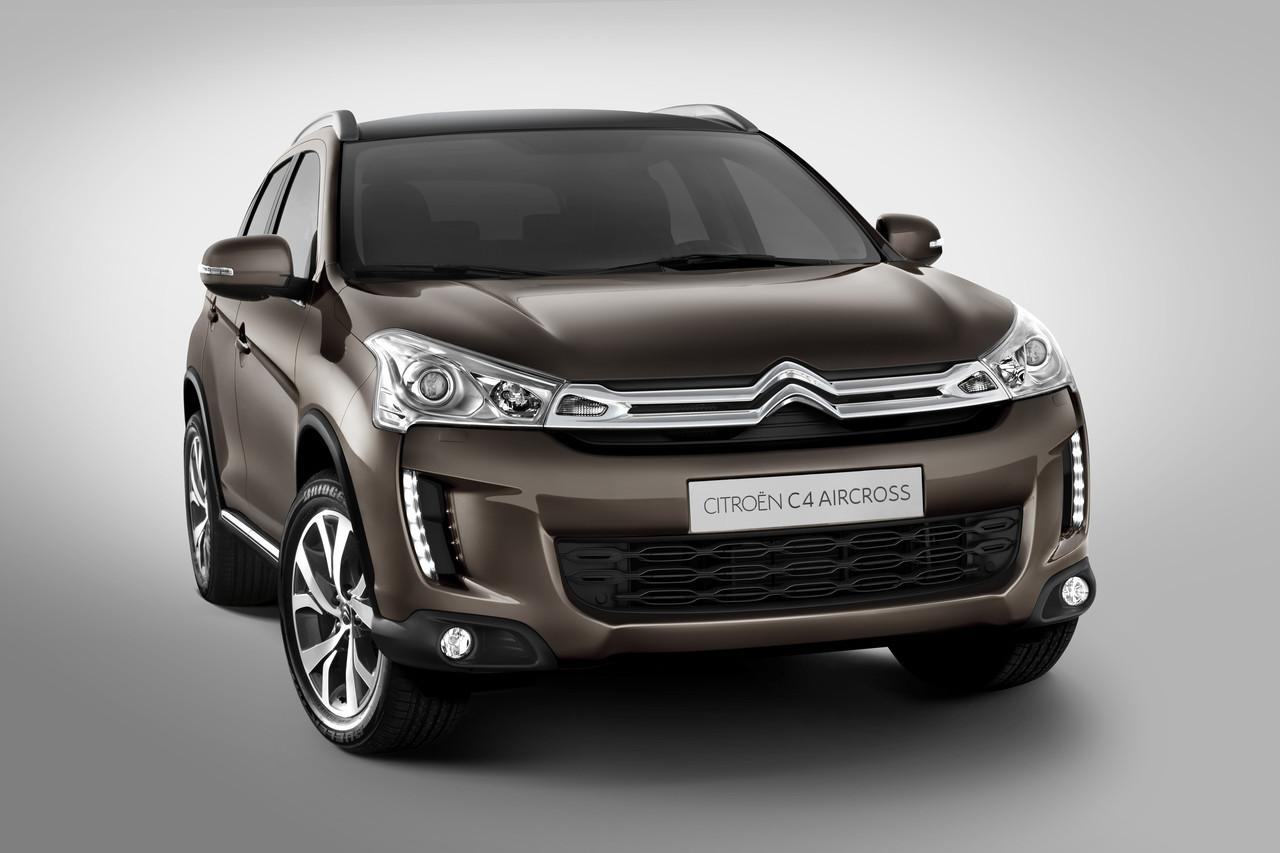 Foto de Citroën C4 Aircross (3/12)