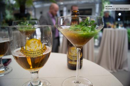 Maridaje de cervezas Grimbergen con Rodrigo de la Calle - 2