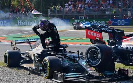 Hamilton Italia F1 2021