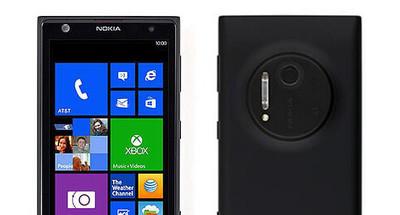 Un posible Nokia Lumia 1020 de 64 GB llegaría en septiembre de la mano de Telefónica