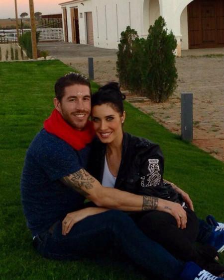 ¡Gol de Sergio Ramos! ¡Pilar Rubio está embarazada!