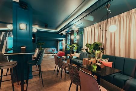 Inspiración Art Déco para Bámbola Bar, el nuevo proyecto del estudio Doos Interiorismo en Valladolid