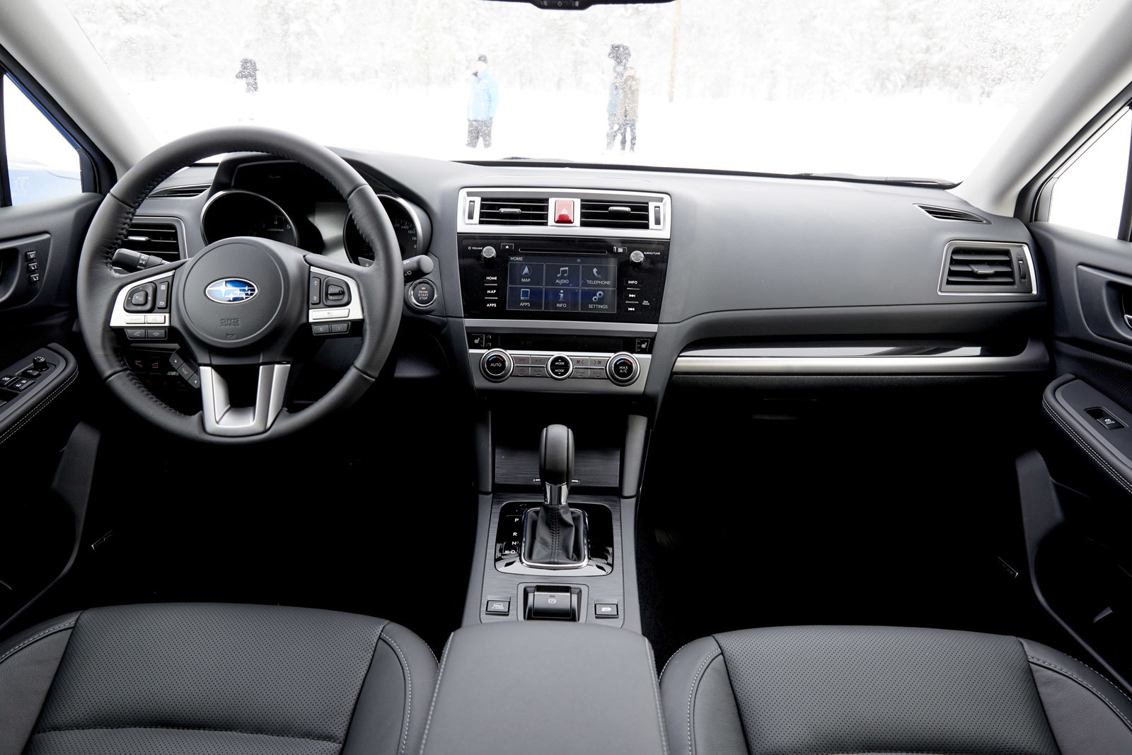 Foto de Subaru Snow Drive 2016 (71/137)