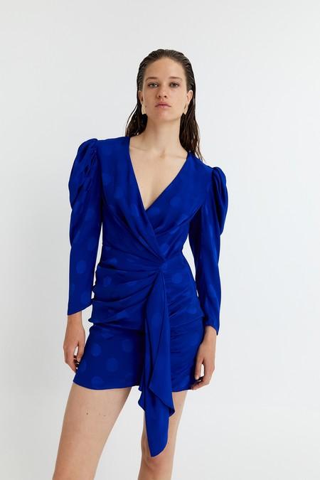 Rebajas Ss 2020 Sfera Vestidos Mini Azul 02