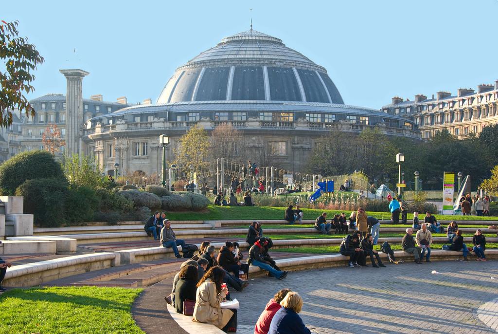 Citas viajeras para 2020: nuevo museo Pinault en la Bolsa de Comercio de París