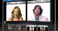 ooVoo, alternativa de iChat para videoconferencia múltiple
