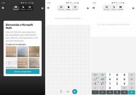 Microsoft Math Solver App Android