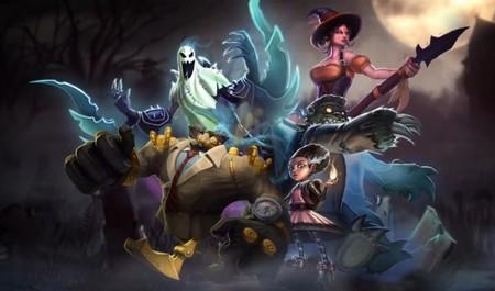 Harrowing Skins 2010 League of Legends
