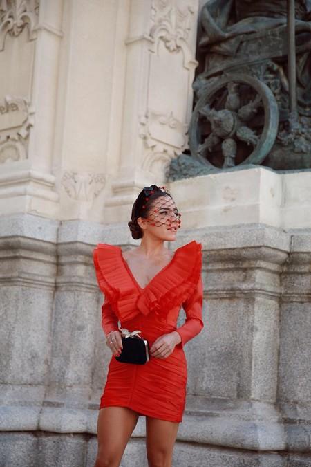 Así han vestido las invitadas a la boda de Pelayo Díaz y Andy Mc Dougall