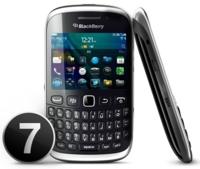 BlackBerry Curve 9320 presentado oficialmente