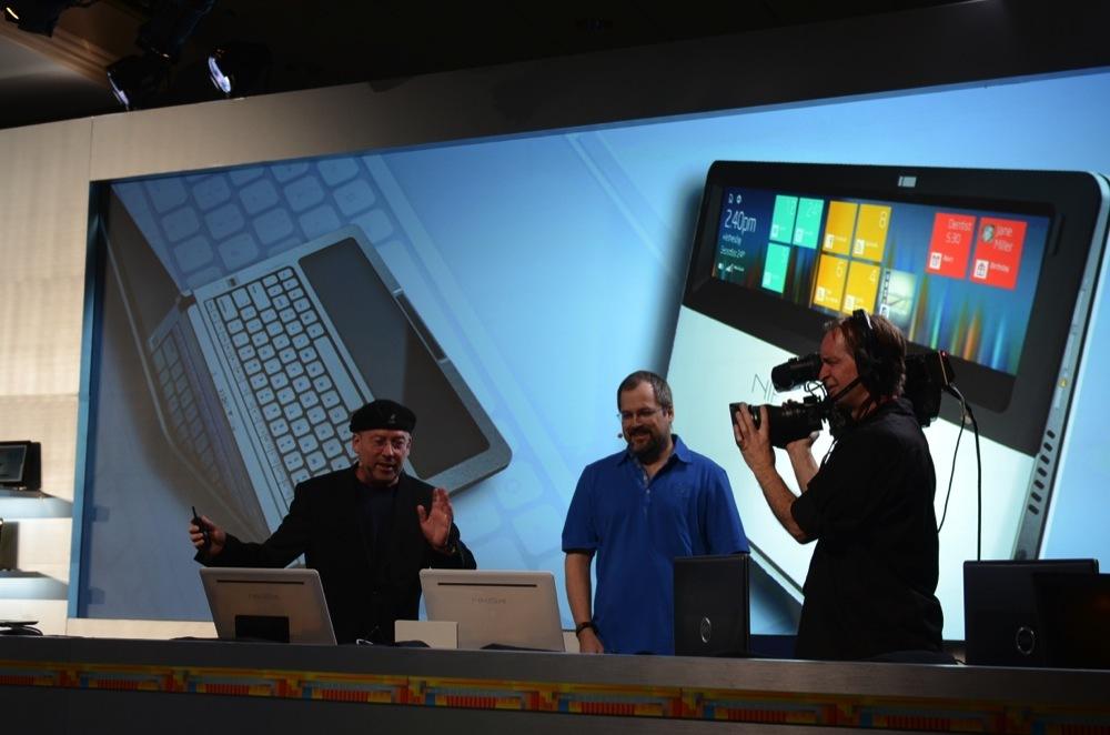 Foto de Intel Nikiski en CES 2012 (2/8)