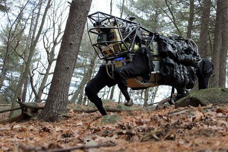 Google compra Boston Dynamics, empresa dedicada a la creación de terroríficos robots