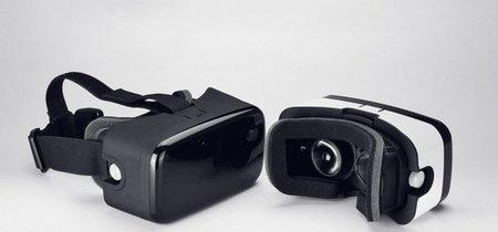 Nuevos detalles de las gafas de realidad virtual del Google: rastreo ocular y sin smartphone