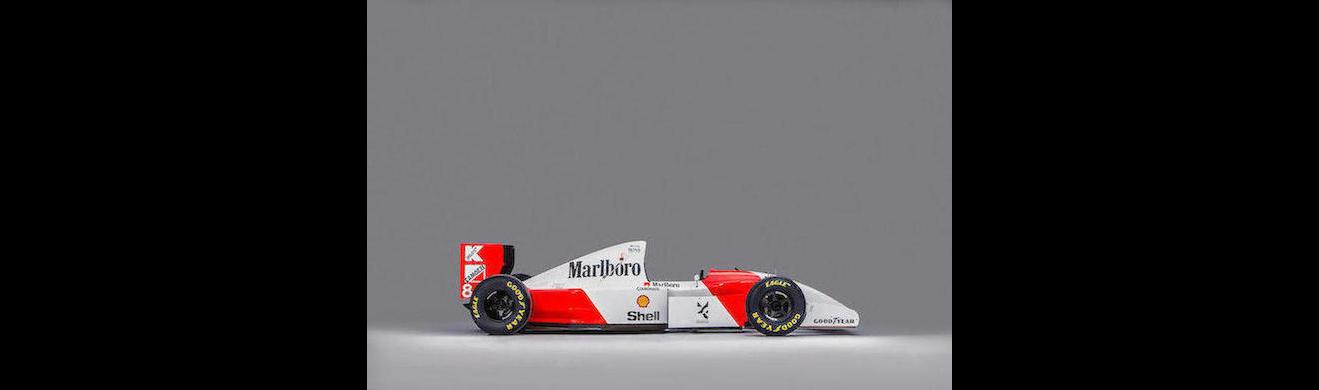 Foto de McLaren MP4/8A 1993 (6/29)