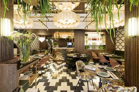 ¿Salimos? Bangalore es el nuevo (y sofisticado) restaurante hindú del Barrio de Salamanca