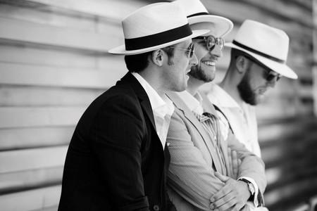 Comienza El Pitti Uomo Y El Street Style Ha Hablado El Sombrero Tipo Panama Es El Accesorio Definitivo 2