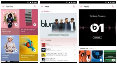 Actualización de Apple Music incluye Widget