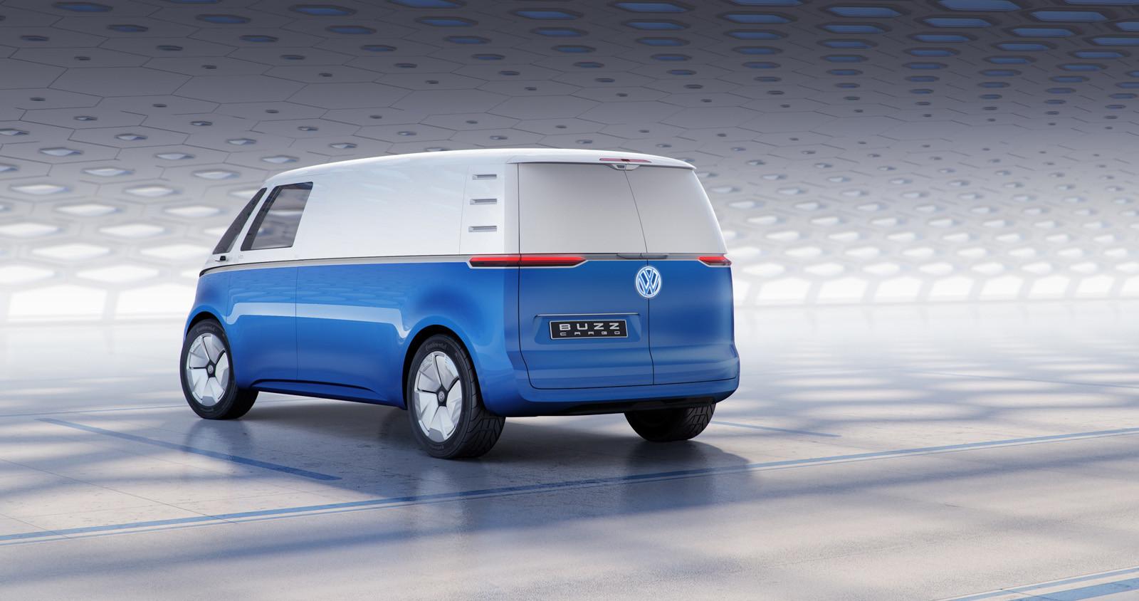 Foto de Volkswagen Vehículos Comerciales IAA 2018 (6/12)