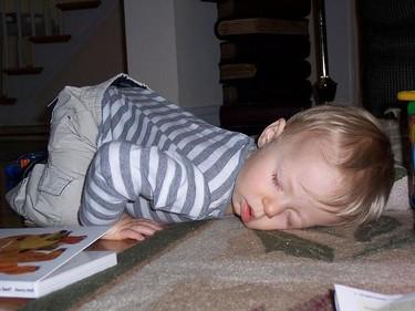 Cuando el niño no quiere dormir la siesta