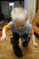 Consideraciones sobre la seguridad de los niños dentro del hogar (I): accidentes domésticos