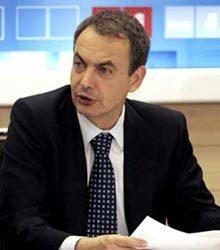Zapatero en Buenafuente, demasiado aburrido