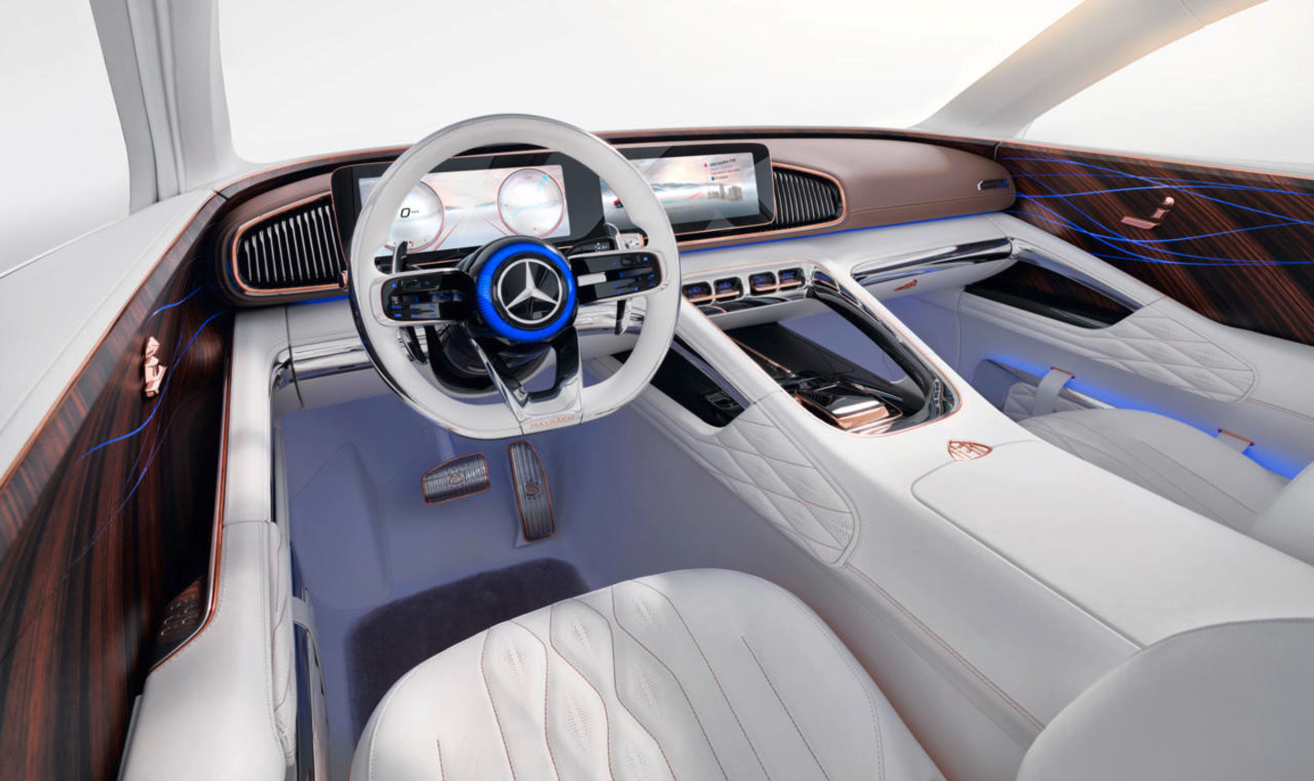 Foto de Mercedes-Maybach Ultimate Luxury Concept (10/10)